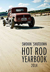 Smokin Shutdown Hot Rod Yearbook 2014