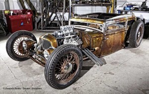 1932 Ford Hot Rod - Widegren's Speed Shop