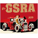 GSRA Veranstaltungs Layout / Grafik 2018 & 2019 by Flying Piston Studios