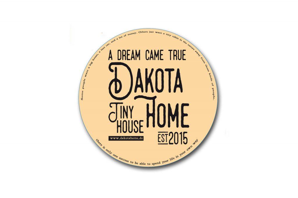 Design, Druckvorstufe , Bierdeckel Dakota Home von Flying Piston Studios